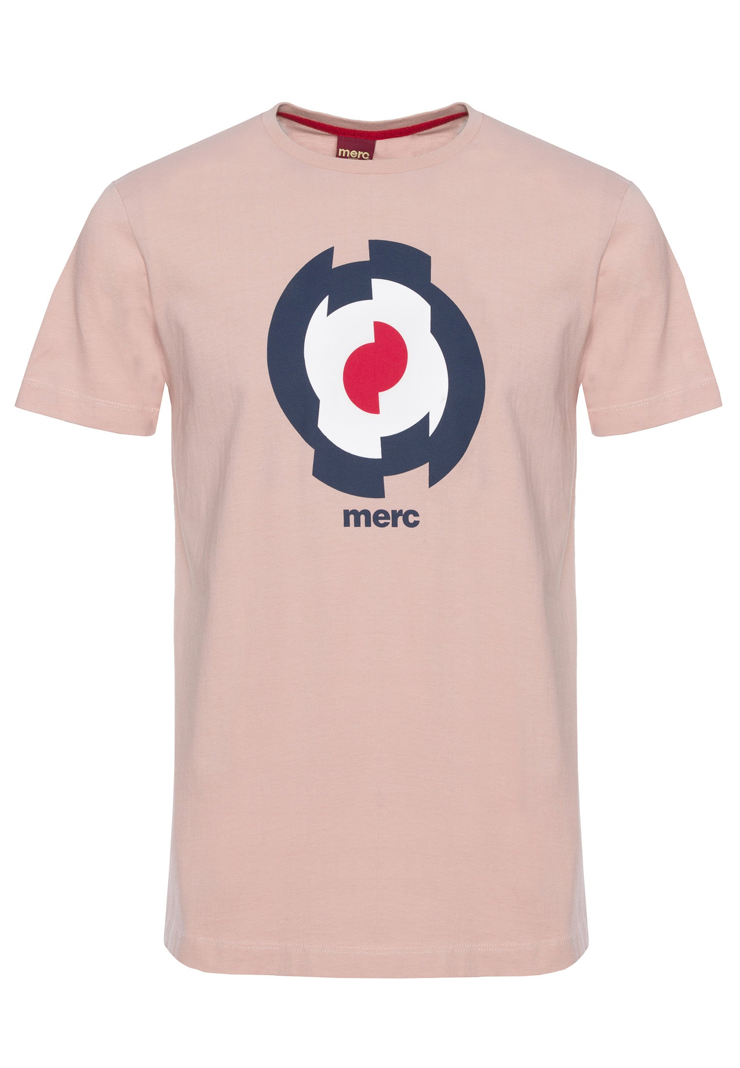 Gunson Mod Target Print T-Shirt - Merc London