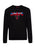 Black|Otto crew-neck sweatshirt - Merc London