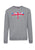 Mineral Marl|Otto crew-neck sweatshirt - Merc London