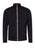 Black|Truman Track Top - Merc London