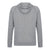 Grey Marl|Hainton Zip Up Hoodie - Merc London