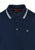 Navy|Card Polo Shirt - Merc London
