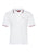 White & Blood Red|Card Polo Shirt - Merc London