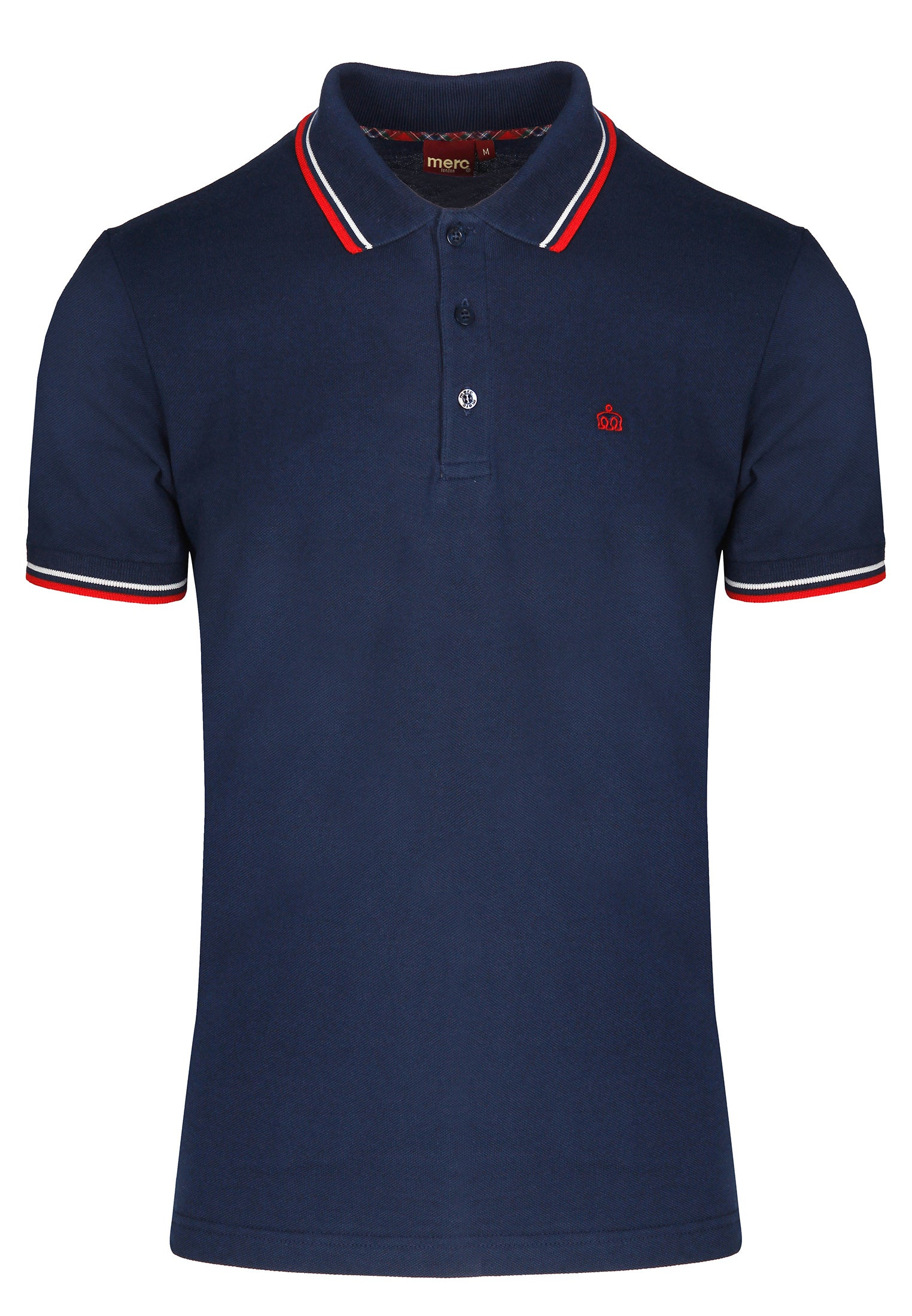 Card Polo Shirt - Merc London