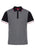 Black|Swift Polo Shirt - Merc London