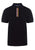 Black|Tulse Polo Shirt - Merc London