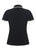 Black|Rita Polo Shirt - Merc London