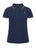 Navy|Rita Polo Shirt - Merc London