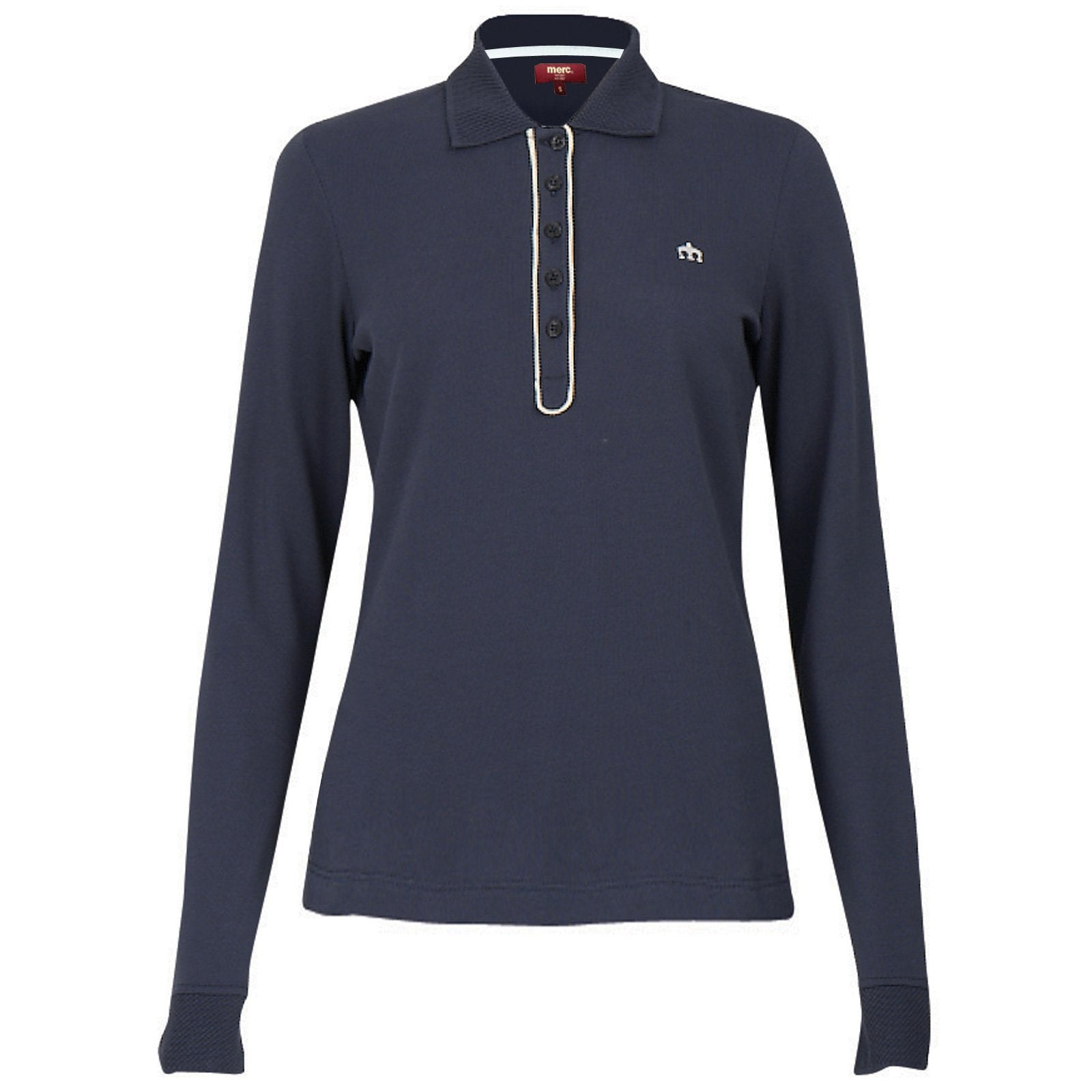 Pamela Polo Shirt - Merc London