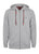 Light Grey Marl|Audie Hoodie - Merc London
