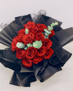 99 Rose Bouquet | FREE flower delivery SG | V florist SG