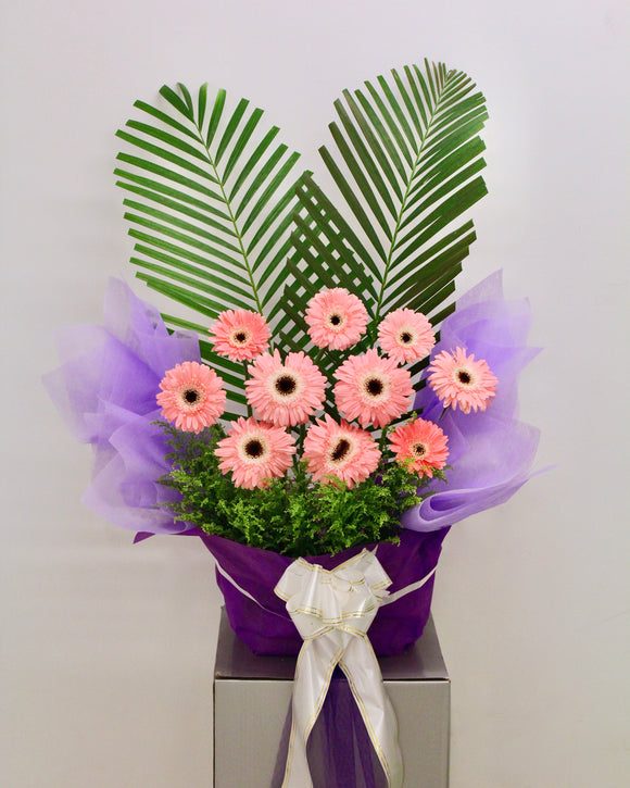 Condolence Flower Stand | Funeral Flower | Free Delivery | Same Day Delivery‎ | V Florist SG