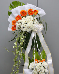 Condolence Flower - Consolation | Free Flower Delivery | V Florist SG