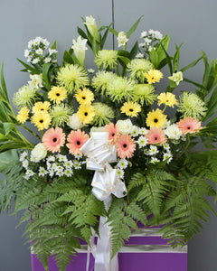 Condolence Flower Stand - Blissful Memory
