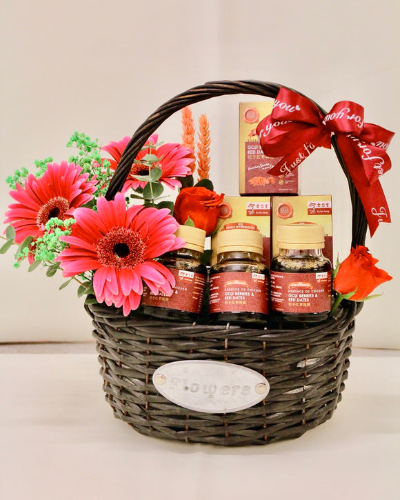 Get Well Soon Hamper | New Born Hamper - Health Sources