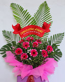 Grand Opening Flower Stand - Congratulation