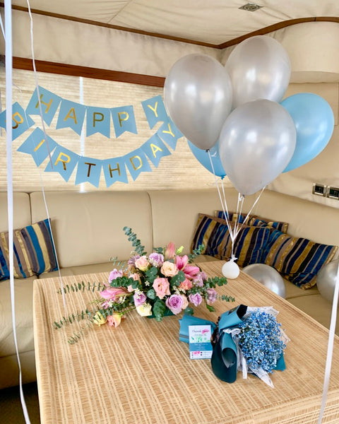 Party Decoration - Happy Birthday Package