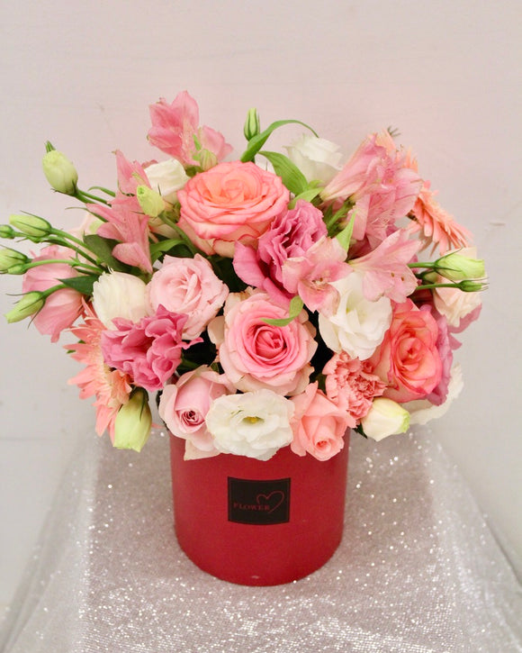 Flower basket | Same Day Delivery Available‎ | V Florist SG
