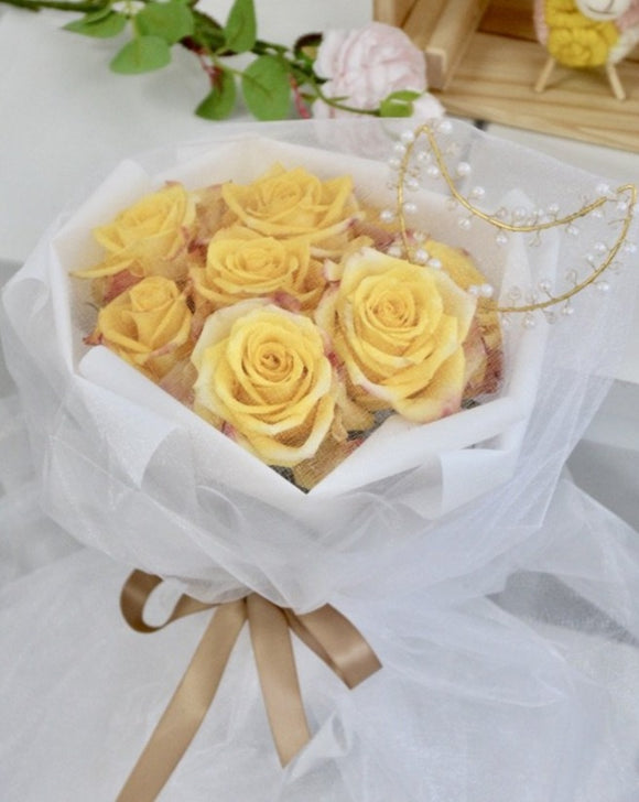Rose Only - Yellow Roses