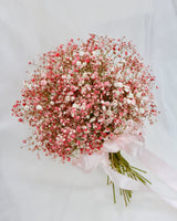 Baby's breath Bridal Bouquet | Free Flower Delivery | V Florist SG