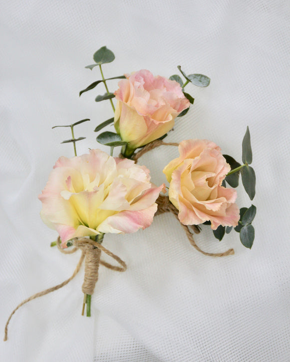 Wedding Flowers Singapore | Corsages and Headbands | V Florist SG