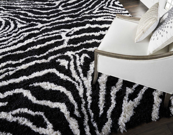 Animal Print Rugs-Zebra Rug-Area Rugs Weaver