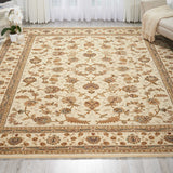 2023 Ivory-Traditional-Area Rugs Weaver