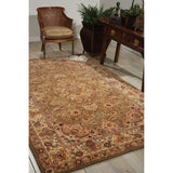 2028 Green-Traditional-Area Rugs Weaver