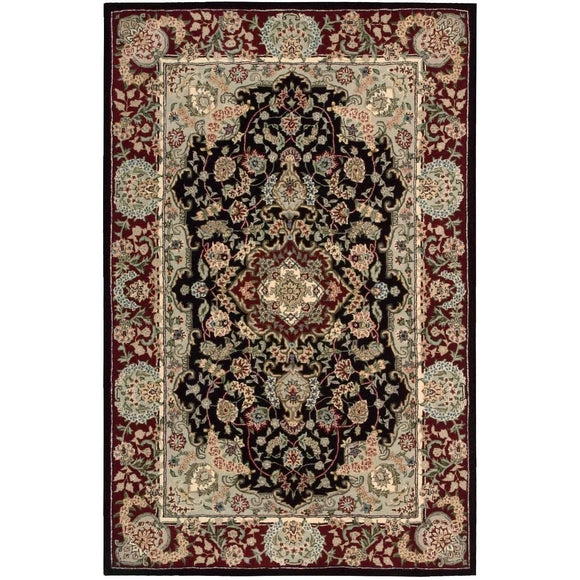 2005 Black-Traditional-Area Rugs Weaver