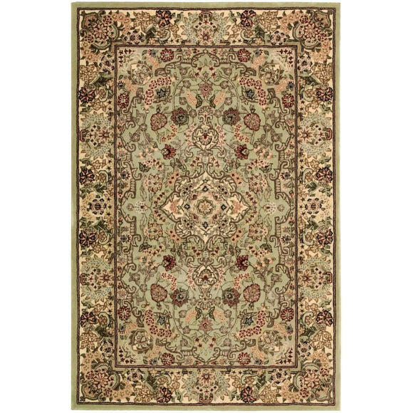 2005 Green-Traditional-Area Rugs Weaver