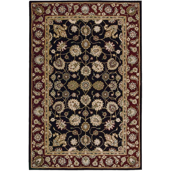 2017 Black-Traditional-Area Rugs Weaver