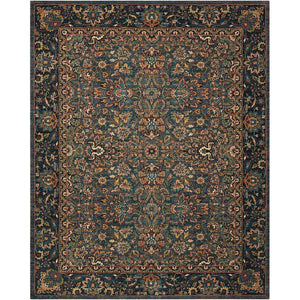 NR201 Multi-Vintage-Area Rugs Weaver