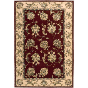 2022 Red-Traditional-Area Rugs Weaver