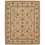 2071 Beige-Traditional-Area Rugs Weaver