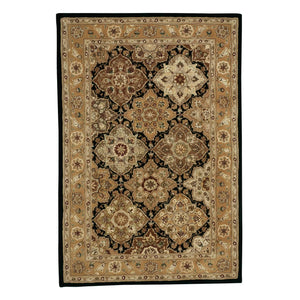 2211 Black-Traditional-Area Rugs Weaver