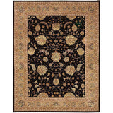 2214 Black-Traditional-Area Rugs Weaver