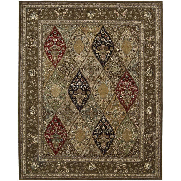 2292 Multi-Traditional-Area Rugs Weaver