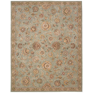 2360 Aqua-Traditional-Area Rugs Weaver
