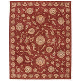 2421 Red-Traditional-Area Rugs Weaver