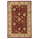 3102 Red-Traditional-Area Rugs Weaver
