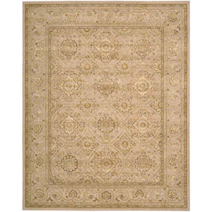 3108 Beige-Traditional-Area Rugs Weaver