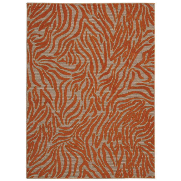 Area Rugs Weaver | Rugs Sale | - ALH04 Orange Rug