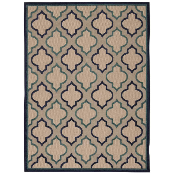 ALH06 Navy-Outdoor-Area Rugs Weaver