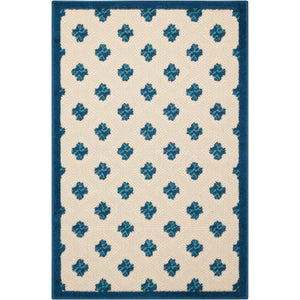 ALH02 Navy-Outdoor-Area Rugs Weaver