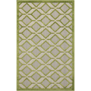 ALH03 Green-Outdoor-Area Rugs Weaver