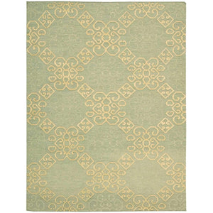 AMB01 Green-Transitional-Area Rugs Weaver