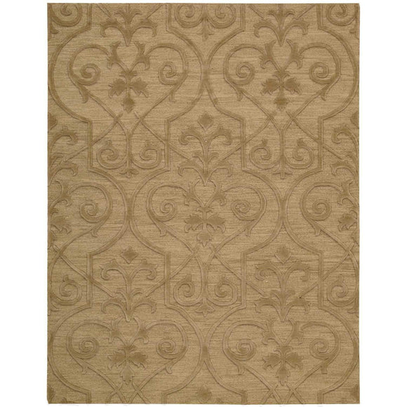 AMB02 Beige-Transitional-Area Rugs Weaver