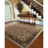 ANT04 Cream-Traditional-Area Rugs Weaver