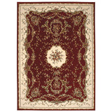Area Rugs Weaver | Rugs Sale | - BOR01 Burgundy