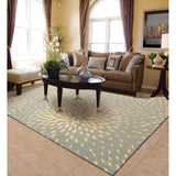 CAP2 Grey-Transitional-Area Rugs Weaver